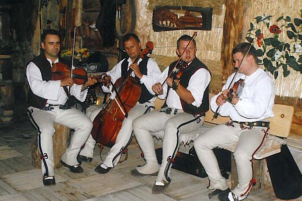 Muzyka Góralska - Kabaret Truteń